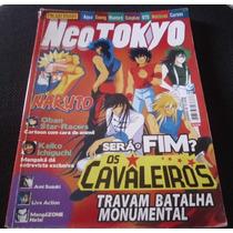Revista Neo Tokyo Encadernado - Cavaleiros Do Zodíaco