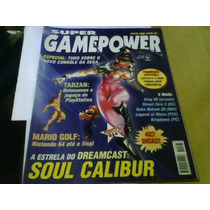 Revista Super Gamepower N°66 Tarzan Detonado Ps1