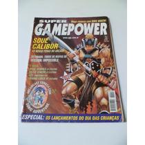 Super Gamepower Nº55 - Mission: Impossible E Soul Calibur