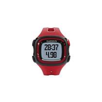 Relógio De Corrida Garmin Forerunner 15 Grande / Gps / Verme