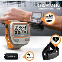 Relógio Garmin Gps Forerunner 310xt Natação Triathlon