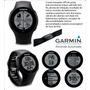 Monitor Cardíaco Garmin Forerunner 610 +cinta+charger+stick