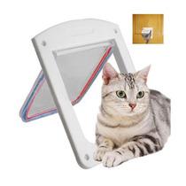 Porta Sistema 4 Em 1 Controla Fluxo Gato / Cachorro