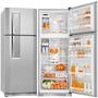 Refrigerador Frost Free 2p 427l Inox 110v- Df51x