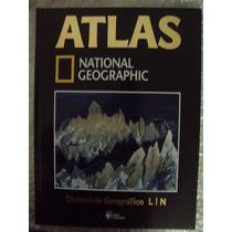 Atlas: National Geofrafhic- Dicionário Geográfico Lin