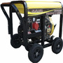 Gerador A Diesel Monofásico 6 Kva Partida Elétrica - Nd7000e