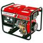 Gerador De Energia Diesel 5kva Partida Eletrica Mdg-5000cle