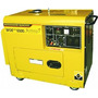 Gerador Buffalo Bfde 6500 Silencioso - Diesel Part.elétrica