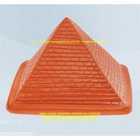 Escultura Piramide Egipia Linda Imagem 14x19cm Melhor Preço