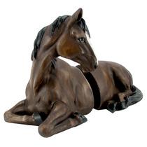 Cavalo - Aparador De Livros - Estatueta - Escultura