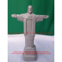 Escultura Cristo Redentor Linda Imagem 22cm Brasil Rj 2014