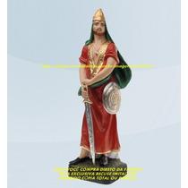 Escultura Ogum Do Oriente Linda Imagem 55cm Única No Ml