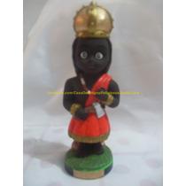 Escultura Xangô Baby 15cm Linda Imagem Melhor Preço Ml