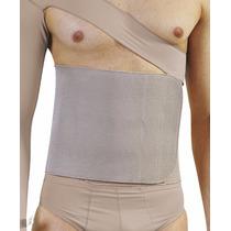 Faixa Abdominal Yoga Pós-cirúrgica Com Velcro - 3014