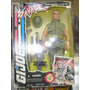 ( L - 280 ) Gi Joe - Boneco Do Sgt Savage - Total Combat