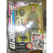 ( L - 280 ) Hasbro Gi Joe Boneco Sgt Savage Total Combat