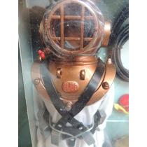Gi Joe - Escafandro Completo - Deep Sea Diver - Tipo Falcon
