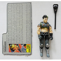 Gi Joe Cobra Thrasher Gi Joe 1986 100% Completo + Fc