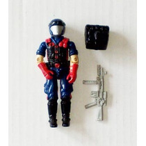 Gi Joe Cobra Viper Gi Joe 1986 100% Completo