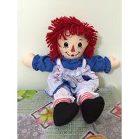 Boneca Clássica Raggedy Ann Importada