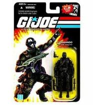 Gi Joe 25th Snake Eyes - Commando Wave 5