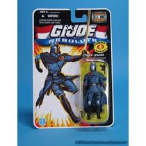 Gi Joe 25th Cobra Commander Resolute - Brinquetoys