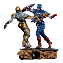 Captain America The Avengers Diorama - Iron Studios