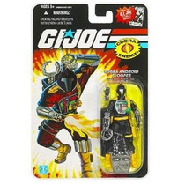 Gi Joe 25th - Cobra Bat - Cobra Android Trooper Wave 9