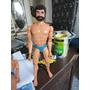 Boneco Gi Joe 1975 Hasbro Falcon Estrela