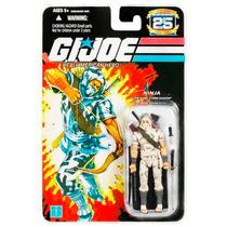 Gi Joe 25th Storm Shadow Ninja Wave 1