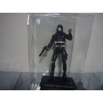 Gi Joe 25th Comandante Cobra Uniforme Negro 121