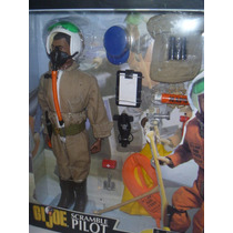 Falcon Gi Joe Scramble Pilot Africano Lacrado Hasbro - Raro
