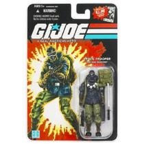 Gi Joe 25th Snake Eyes Arctic Trooper Wave 8