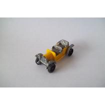 Kinder Ovo Carro Conversível Amarelo 5,5 Cm