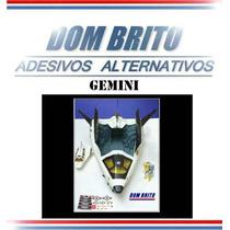 Adesivos Para O Gemini Comandos Em Ação