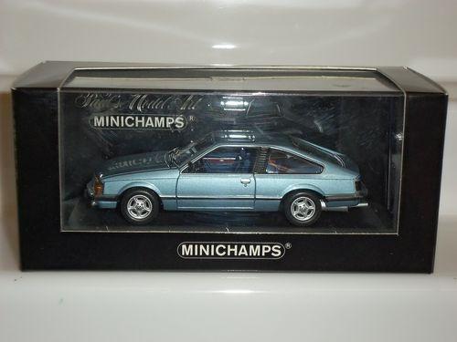 Gm Opel Monza 1:43 Chevrolet Minichamps