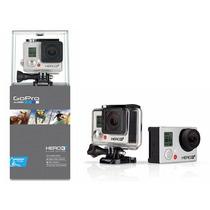 Camera Filmadora Gopro Hero3+ Silver Edition