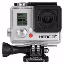 Gopro Camera Hero 3+ Silver Edition Wifi Hd Go Pro Filmadora