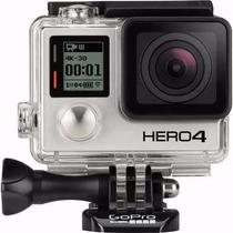 Go Pro Gopro Hero 4 Silver .tela De Lcd + Cartão 32gb. Nova.