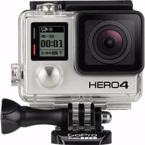 Go Pro Gopro Hero 4 Silver .tela De Lcd. Nova. Garantia. 12x