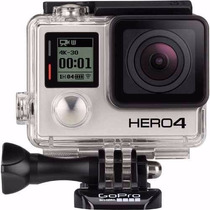 Gopro Hero 4 Silver Edition Wifi 4k Hd Go Pro Vendedor 100%