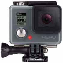 Gopro Básica Câmera Full Hd - Be A Hero Capture Go Pro Black