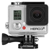 Gopro Camera Hero 3+ Silver Edition Full Wifi Hd Go Pro