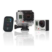 Gopro Câmera Hero3 Silver Full Wi-fi Hd Go Pro
