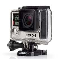 Gopro Hero 4 Black Full Hd 4k Wi-fi Go Pro Hero4 Case Brinde