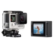 Gopro Hero4 Silver Lcd Touch Filmadora Full Hd 4k Wi-fi