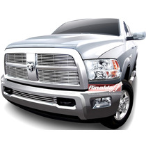 Sobre Grades Ram Dodge 2012 Aço Inox Darta 5 Peças Dodge Ram