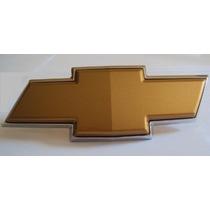 Emblema Grade Diant Meriva 03 A 11 - Novo Original Gm
