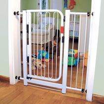 Grade Porta Proteção Criança Portão C/ Trava Frete Grátis