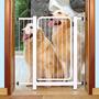 Grade Portão P Isolamento Proteção 70x86cm + 2 Extensor 15cm